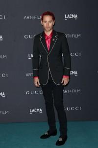 Джаред Лето стал лицом аромата Gucci Guilty.